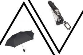 Prevenção dupla! Guarda-chuva selfie é o novo lançamento da Bagaggio