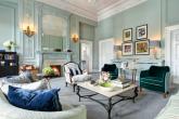 Balmoral Hotel Suíte da família real é uma refrescante inspiração da decoração clássica