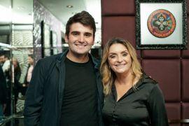 Márcia Manfrin da Apetiti realiza talk no Lide Futuro Gustavo Tacla e Marcia Manfrin
