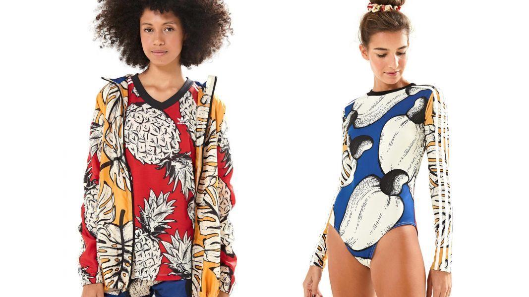 07eecaa3568 Queremos toda! Coleção FARM + Adidas Original é perfeira para Verão 19