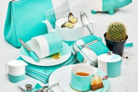 Louça Tiffany&Co Home: Grife das joias investe em coleção para casa