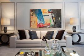 como decorar seu espaço com quadros