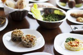 Cardápio Baba Ghandour Conheça o novo restaurante árabe de Curitiba