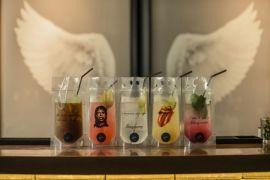 Em clima de verão, 17 novos drinks chegam às bags do bar Ponto Gin (Foto Munir Bucair Filho)