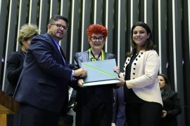 Ety ForteMérito Legislativo Presidente do Pequeno Príncipe recebeu medalha