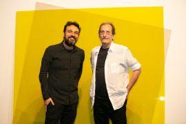 MON Carlos Fajardo 16º aniversário do Museu tem exposição do artista Henrique Xavier e Carlos Fajardo_