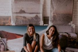 Mana Gollo na Urban Arts Fotógrafa captura olhares nas obras de Vida Mana Gollo e Catherine Braska