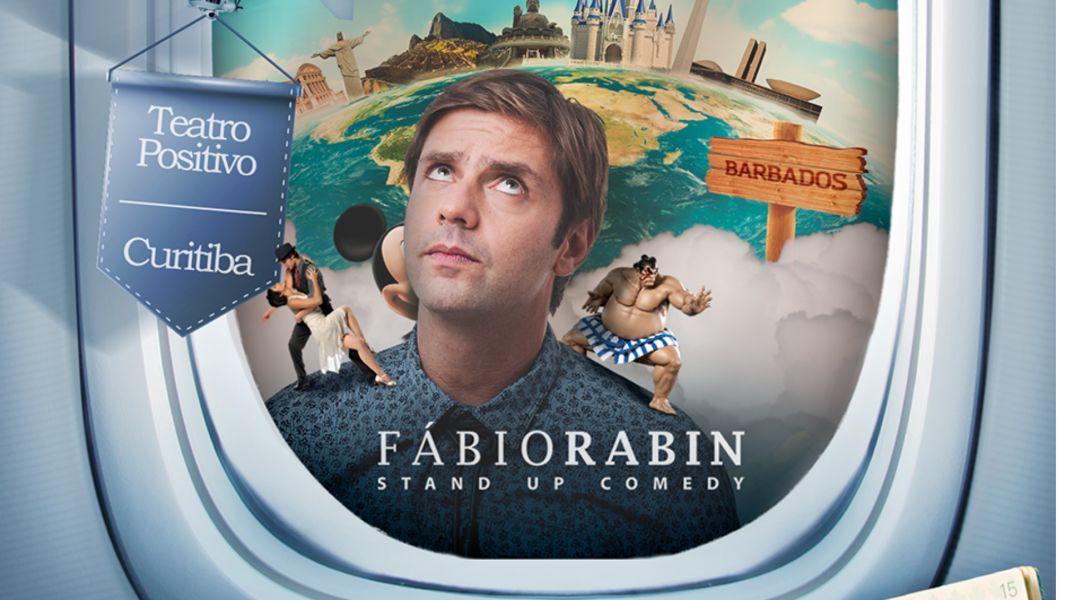 """Saiba tudo do DVD do Fábio Rabin """"Tô Viajando"""" gravado em Curitiba"""