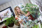 Talk Maria Flor Internazionale ensina arranjos para Natal Alessandra Grocoske