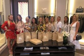 Amigo Secreto Terapia do Luxo 2018 aconteceu na Burberry Curitiba (1)