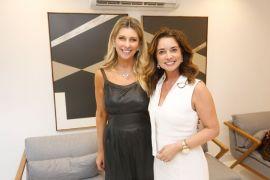Marilis Borcath Faggiani e Karla Assed