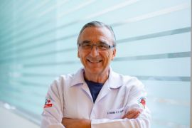 Prêmio Personalidades TOPVIEW Médico 2018 Costantino Costantini
