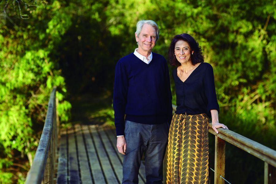 Prêmio Personalidades TOPVIEW Personalidade de Beleza Dieter BREPOHL e Margareth BREPOHL