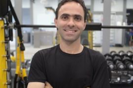 Prêmio Personalidades TOPVIEW Preparador Físico Rodrigo Rezende