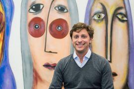 TOPVIEW Personalidade Bancária Alphonse Voigt (Foto Ricardo Franzen)