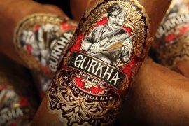 gurkha charuto
