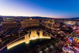 Segundo a AH! Las Vegas é um dos destinos mais procurados pelos casais