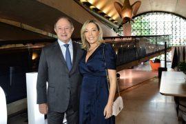 Marcel e Anette Rivkind