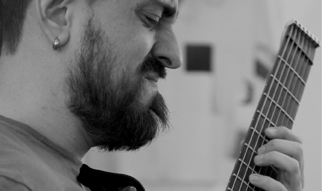 """O guitarrista Paul Wegmann: """"O futuro poderia ser o agora, se os músicos fossemos mais apegados à criação que à reprodução."""" (Foto: Divulgação)"""