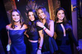 Rafaella Panizzi, Rafaela Miró, Maria Fernanda Simões e Marina Name (Crédito: Darline e Angelo)