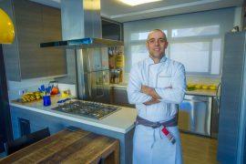 Chef faixa-preta
