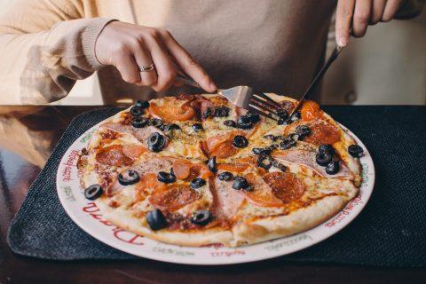 Receitas de pizza