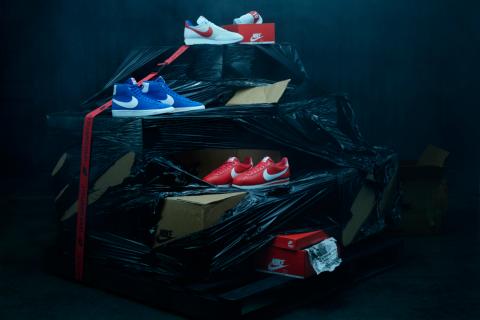 Stranger Things e Nike