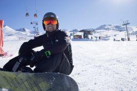Felipe Casas em viagem ao Chile
