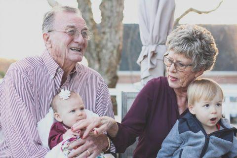 pensão alimentícia paga pelos avós