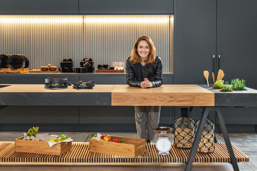 O coração da casa é uma cozinha bem pensada por Eliza Schuchovski