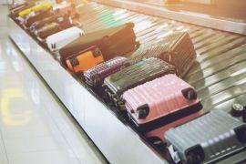 Problemas na bagagem
