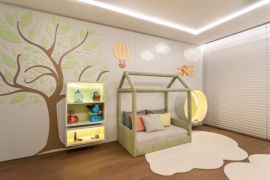 Margit Soares aponta escolhas ideais para quarto infantil