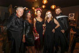 Halloween La Champagneria