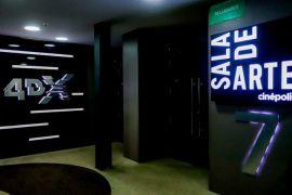 sala de arte do cinepolis